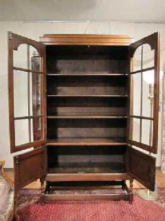 1930British book case